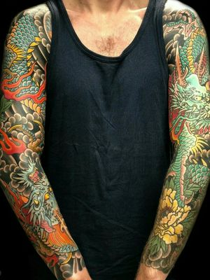 Sleeves by Henning