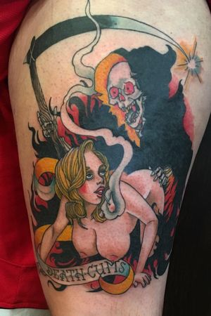 Tattoo by Rose of No Man's Land