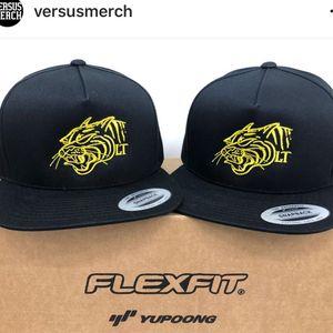 Caps availble #merch #work #tiger