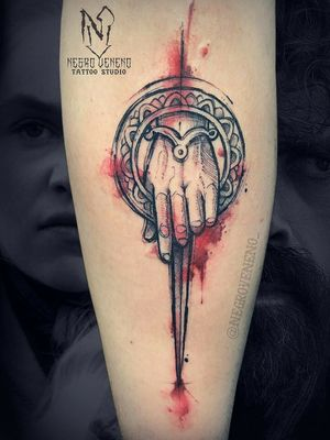 Game of trhones. Hand of the King.