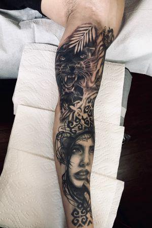 beautiful piece by Nestor_Ace - • • • •#halfsleevetattoo #bc #eye #vancouver #vancity #granvilleisland #westcoast #tattoo #tattooideas #tattoos #tattooer #tatted #ink #inked #inkjunkeyz #inkaddict #besttattoos #vancouvertattooartist #vancouvertattoo #bestoftheday #tatuajes #tatuaje #burnaby #langley #richmond #ocean