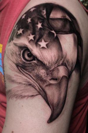 #eagle #merica #america #patriotic #unitedstates #flag