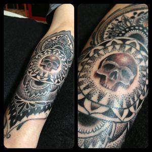 Customized ornamental tattoo on his client forearm. Tattooed by Artist Eric. Wanna get tattoo by him? Drop us a message here or whatsapp him at +65 82222604. Email: eric.artistica@gmail.com FB: www.facebook.com/ericlohartisticasingapore #tattoo #tattooed #tattooartist #tattoolover #ilovetattoos #sgtattoo #singaporetattoo #bodyart #nopainnogain #skulltattoo #dotworktattoo #ornamentaltattoo #blackworktattoo #customizedtattoo #ericartistica #ericlohtattoos #artistica #artisticasingapore #artistcatattoo #criticaltattoosupply #nedzrotary #balmtattoo #balmtattoosg #balmtattoosingapore #balmtattooteamsg #balmtattooartist #dragonbloodbutter #quantumtattooink #sparkcartridges