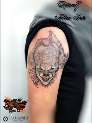 #ittattoo #tattooart