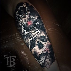 Tattoo from Todd Bailey
