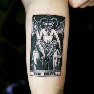 Tattoo from Tay Kee Meng Syafiq