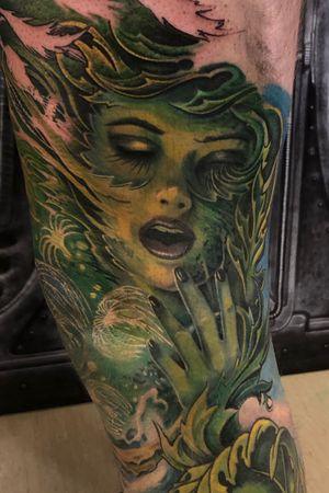 #greengirl #colourful #mothernature