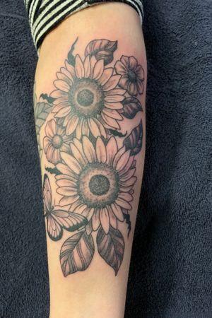 greywash flowers....!