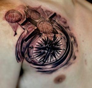 Tattoo by J-INK Tattoo Studio