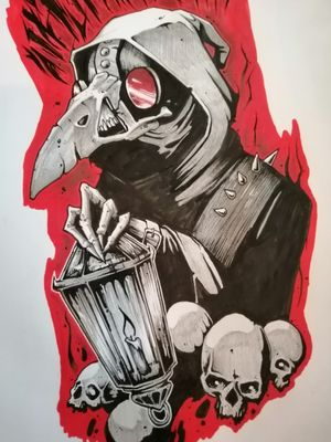 My dark design for my imagine