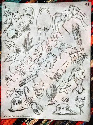 Flash sheet