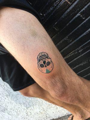 Tattoo from robbie ra
