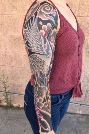 Crane sleeve