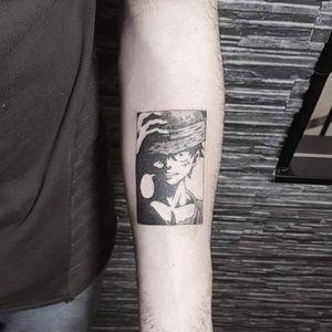 Tattoo by Gadawan Kura Tattoo Studio