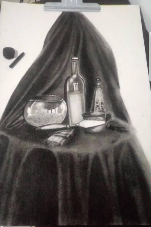 Carboncillo #dibujo #arte #colombia #futuro #diseño #art #draw #drawing #drawfolio