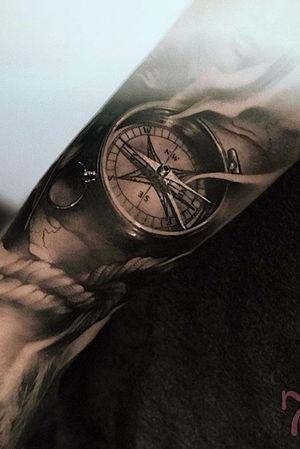 Tattoo by Fox Box Tattoo