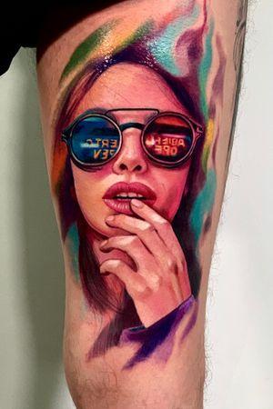 Color #color #tattoorealistoc