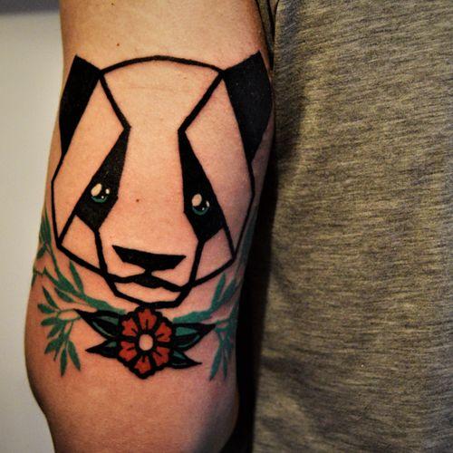 #panda #pandatattoo #belikepanda #practice #learning #learningtotattoo #everythingpossible #tattoos #tattoolifestyle #tattoonewbie #ink #inked #daretochange #daretobedifferent #beginnertattooartist #tattoosession #awesomesauce #myinkprints2019