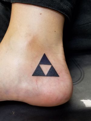For the Mauna or the triforce!