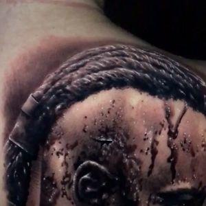 #ragnarlothbrok #vikings #dangeim #tv #series #marco #pik #ass #marcopikass #warrior #odin #wikinger #allfather #father #portrait #details #hollywood #mannheim #heidelberg