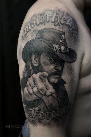Lemmi Pagantattoo #3rl #sergiosabiotattoos #tattoodo #tattooinrussia #tattooinmoscow #tattoo #татуировка #татувмоскве #blackandgreytattoo #tattooartist #blackandgray #sevastopoltattoo