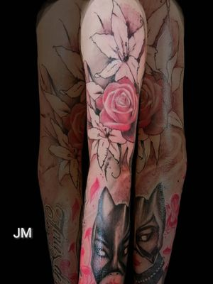 Sleeve is done!)