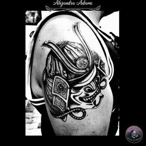 For a passion... A Japanese' mask of samurai... 🏯 ❤️🏯❤️🏯❤️🏯❤️🏯❤️🏯 #tattoo #tatuaje #tatouage #japanesemasktattoo #tatuajemascarajaponesa #tatouagemasquejaponais #japanesetattoo #tatuajejaponés #tatouagejaponais #japanstyletattoo #tatuajeestilojapones #tatouagestylejaponais #japanstyle #tattoodo #tattoolover #tattoolovers #ferneyvoltaire #tattooferneyvoltaire