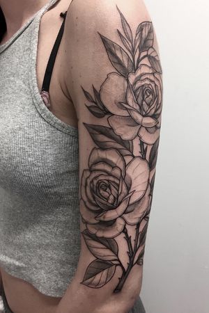 Tattoo from Erin Beverly