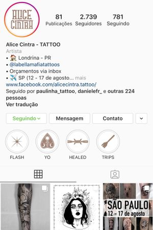 @alicecintra.tattoo #instagram #instatattoo