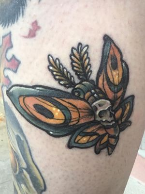 Death moth.