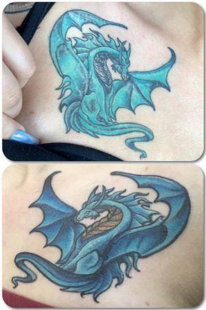 Dragon fixer upper.
