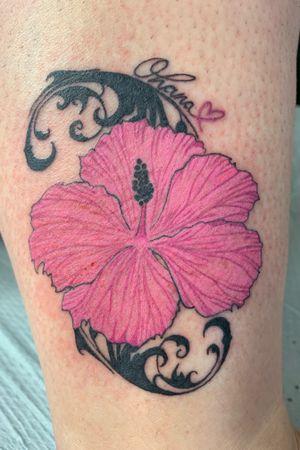 #ohana #hibiscus #hawaii