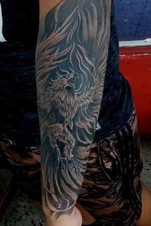 #avex#fenix#tattoodoo
