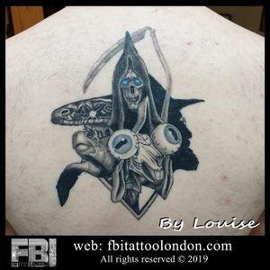 Tattoo by FBI Tattoo London - Enfield