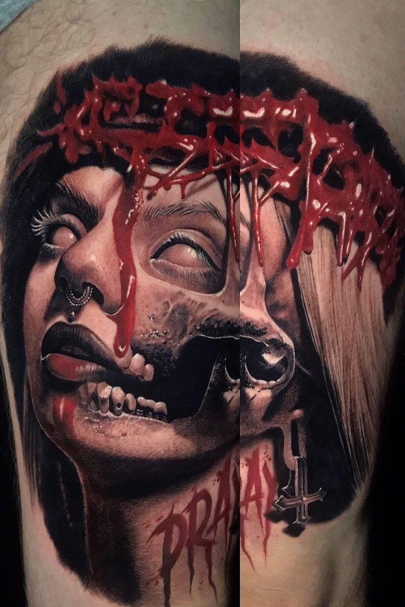 Tattoo from Aleksandar Poppino Popovic