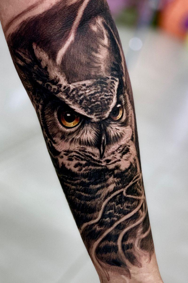 Tattoo from gianvillena