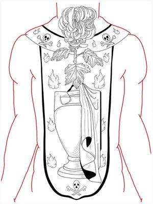 Tattoo idea by Ant the Elder #AnttheElder #SangBleu #London #sigil #illustrative #medieval #etching #engraving #renaissance #symbol #esoteric #darkart #symbolism #blackwork #linework