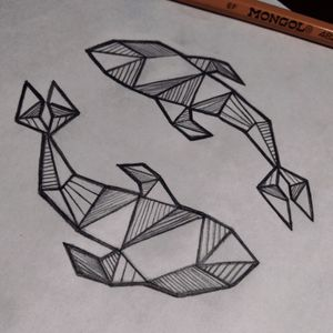 Geometrical Pisces