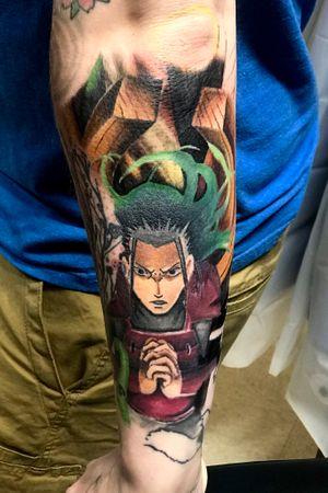 Naruto piece !