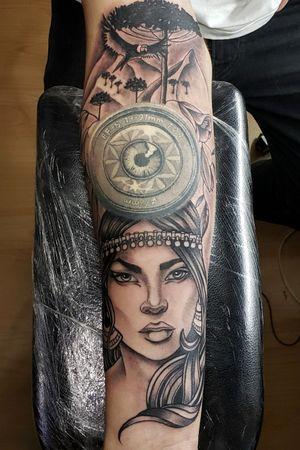 Tatuaje mapuche chile