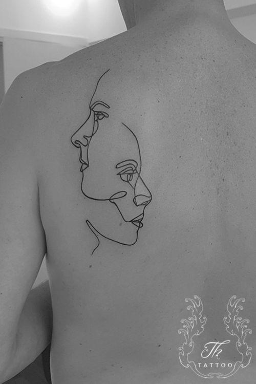 Tatuaj linie, tatuaje bucuresti #thtatttoo #linework # tattoos #tatuaje #tatuajebucuresti #tattoobucharest #bucharest #bucuresti  www.tatuajbucuresti.ro