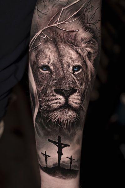 www.josecontrerasart.com - #lion #king #joseecd #josecontrerasart #josecontreras #denton #dallas #texas #tattooideas #tattoo #bng #inked