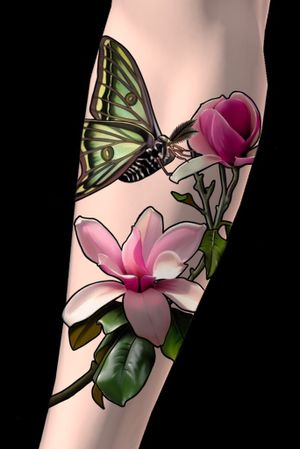 Tattoo design available