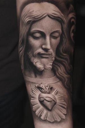 www.josecontrerasart.com - #jesus #healed #bng #inked #texas #tx #dallas #denton #inked #joseecd #josecontrerasart #josecontreras
