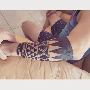 Freehand tribal
