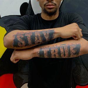 Stay True #forearm