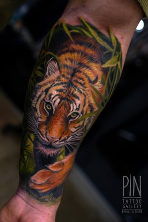 Fahrettin Demir-Pin Tattoo Gallery