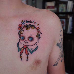 Tattoo from Andrei Vintikov