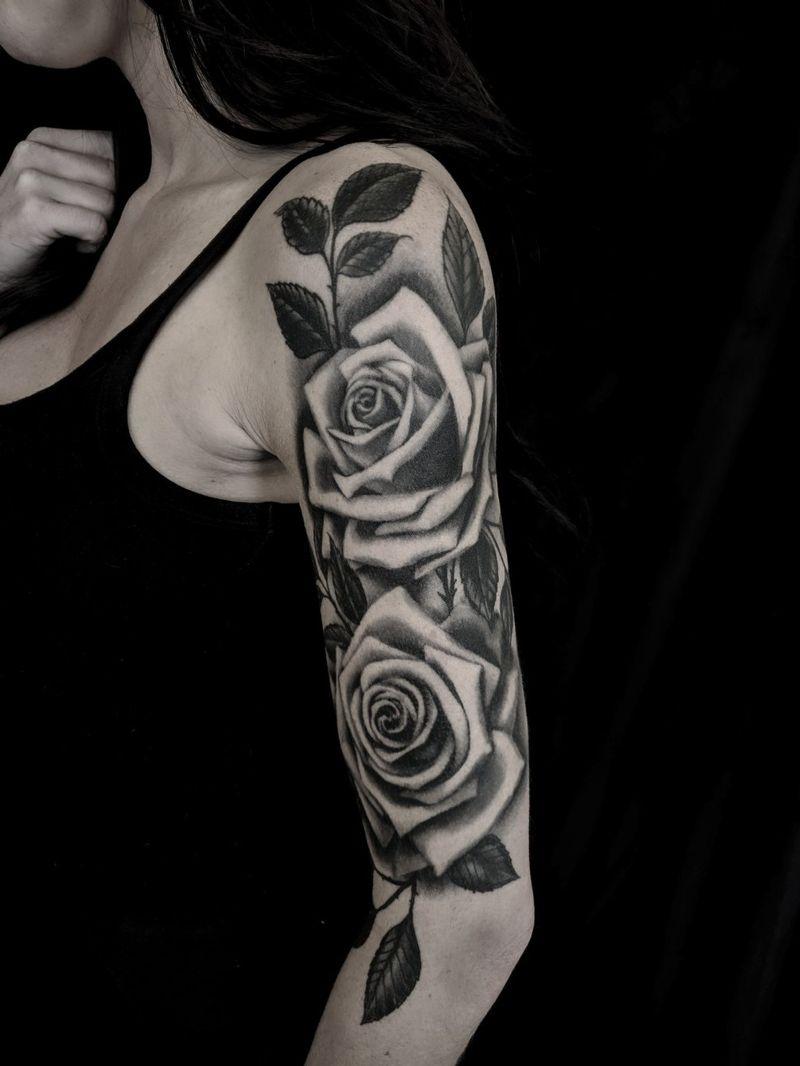 Tattoo from Adam Rosenthal