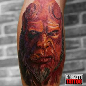 Realismo Colorido Hellboy